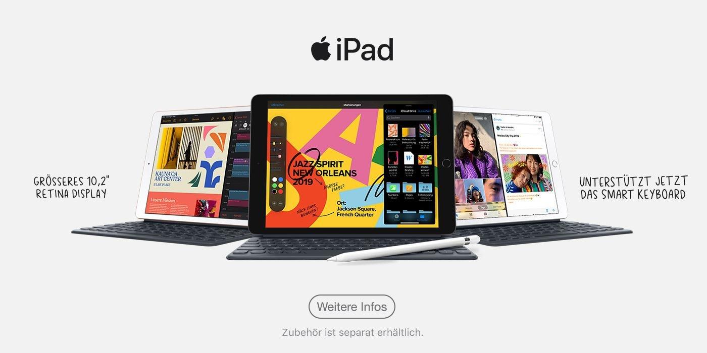 iPad 7. Generation Availabla