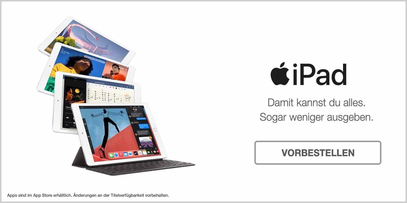 iPad 8 Gen vorbestellen