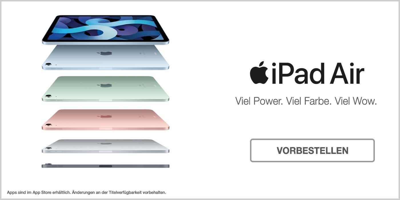 iPad Air Vorbestellen