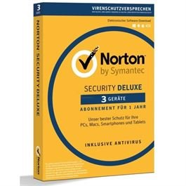 Symantec Norton Security 3.0 Standard 1User 3Device 1Jahr