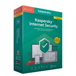 Kaspersky Kaspersky Internet-Security 2020 3user Upgrade