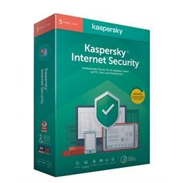 Kaspersky Kaspersky Internet-Security 2020 5user