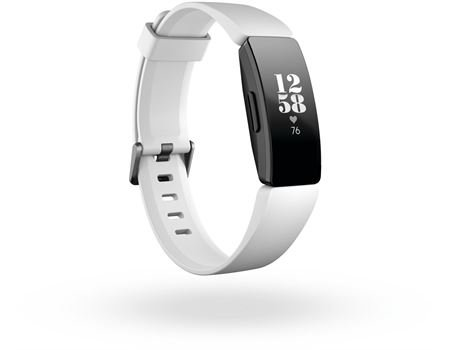 fitbit Aria Air Bundle Inspire HR weiss