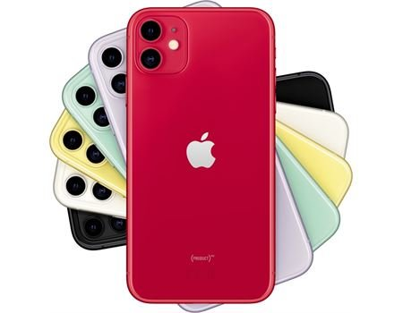 Apple iPhone 11 (64GB) (PRODUCT) RED DE