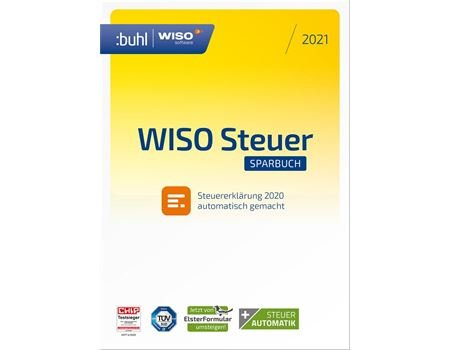 Wiso Steuer-Sparbuch 2021 (KB)