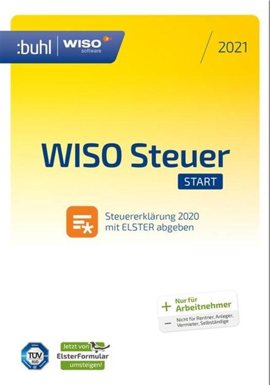 Wiso Steuer-Start 2021 (DB) - Enzinger