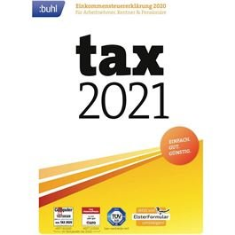 Wiso Tax 2021 (in DVD-Box)