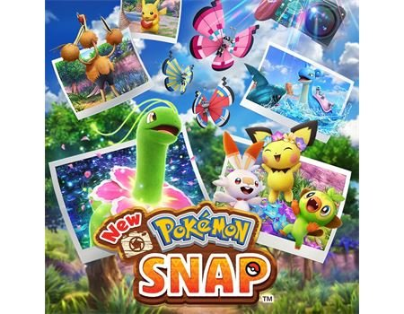 Nintendo Switch New Pokémon Snap